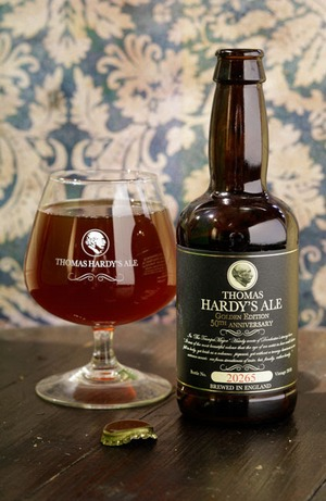 50th Anniversary Thomas Hardy's Ale Online ? Beer Today photo