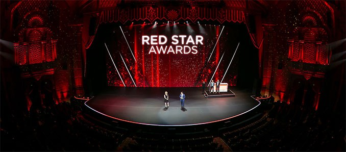 Heineken Usa Honors Admiral Beverage With Red Star Award For Best In Class Performance photo