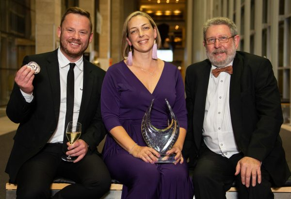 Orange River Cellars Grabs Top Spot at Prestigious Veritas Competition photo
