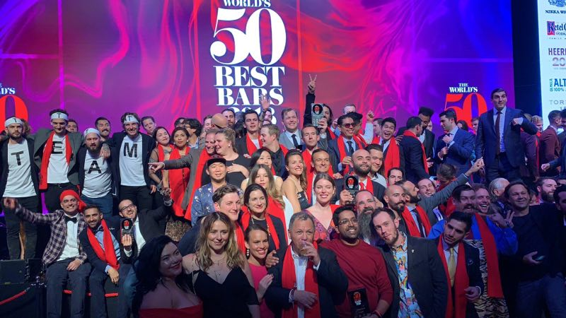 World's 50 Best Bars 2018 photo