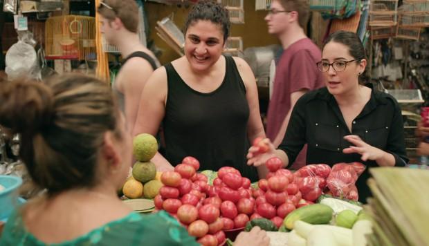 Salt Fat Acid Heat, Cookery Show On Netflix, Rejects Traditional Tv Formula photo