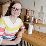 Teenager creates new alcohol free gin photo