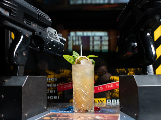 Arcade Cocktail photo
