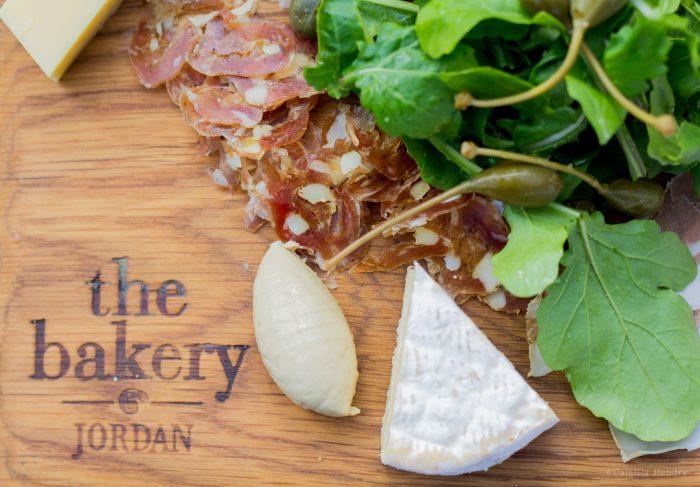 Platters galore at The Bakery at Jordan photo