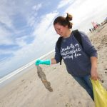 the beachhouse joins hands with Clean C to clear our beaches of fireworks photo