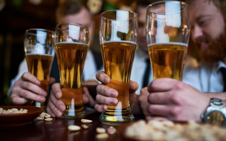 Beer Prices Set To Soar As Climate Change Bites Into Barley photo