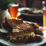 Foods that taste better when paired with a cold beer photo