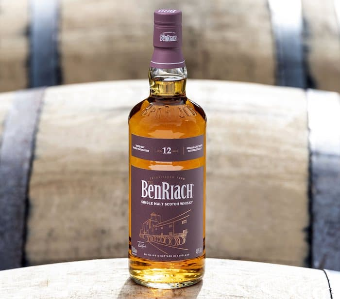 Benriach Sherry Wood Aged 12 Years Comes Back To Regular Distribution photo