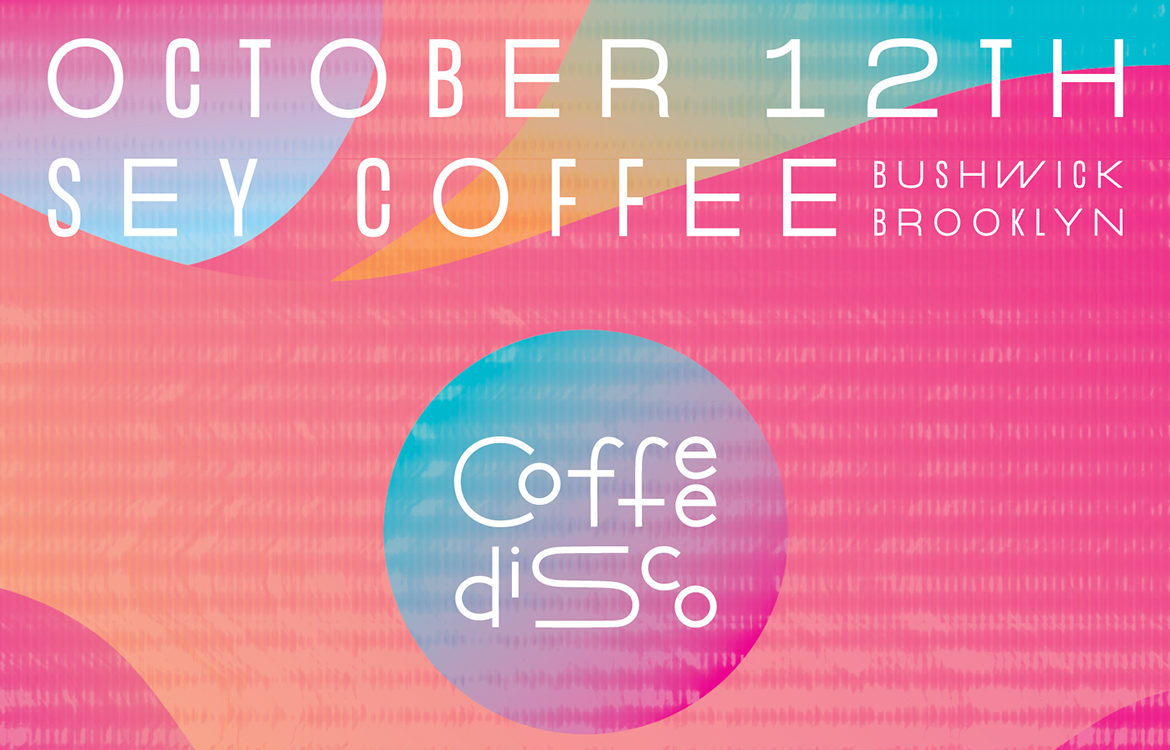 Kick Off The New York Coffee Festival With A Coffee Disco photo