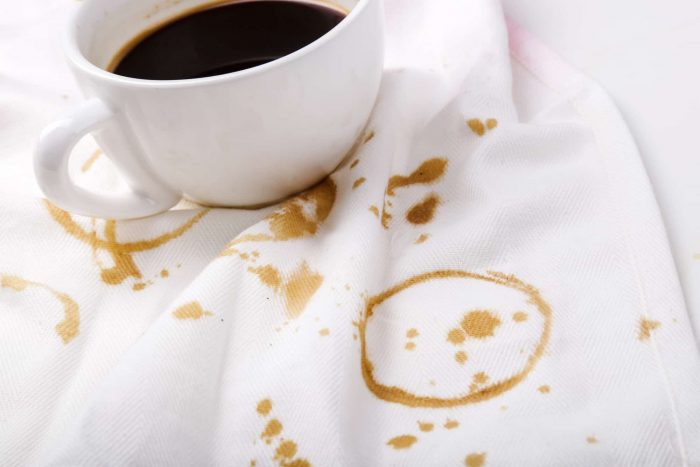 How to remove coffee stains from almost anything photo