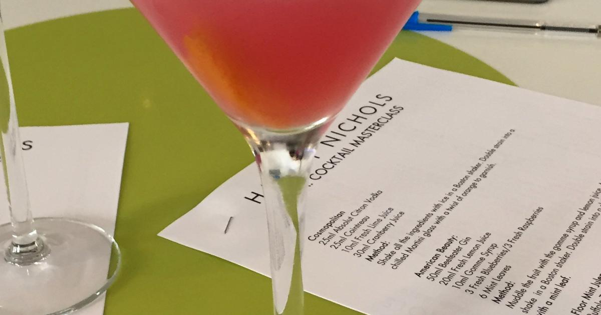 Cosmopolitan Cocktail Recipe With Variations photo