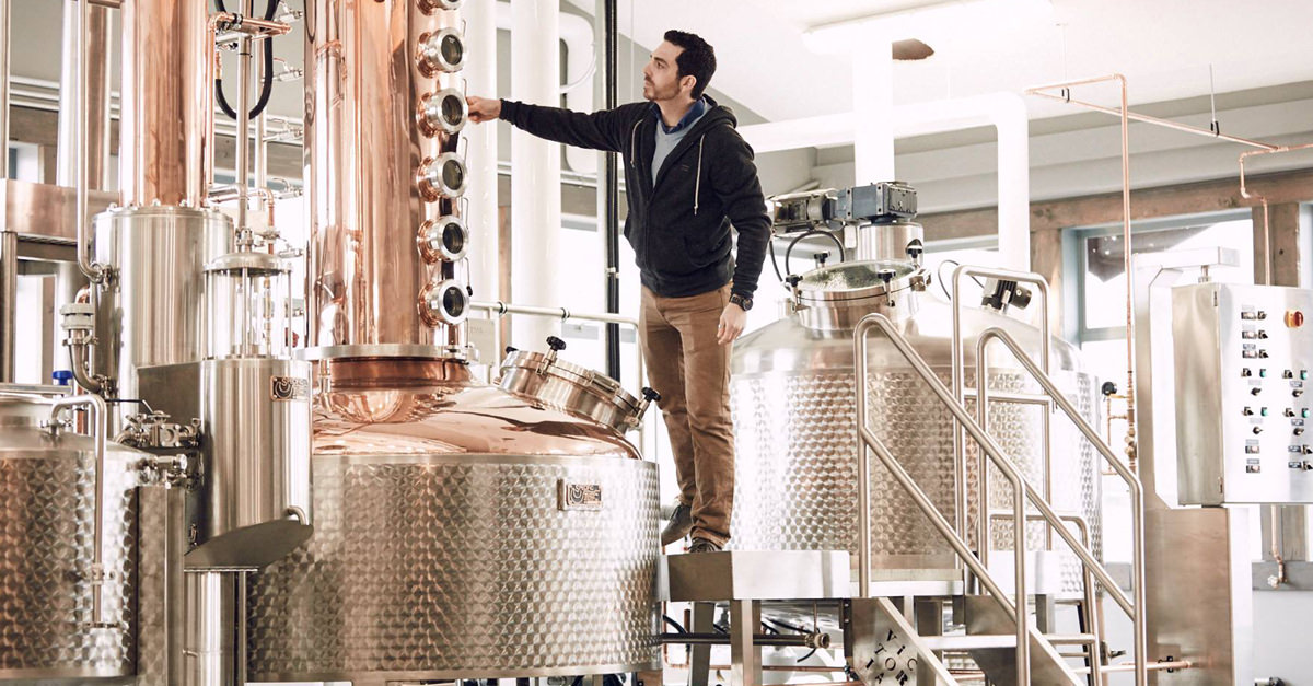 British Columbia Is Suddenly Awash In Craft Spirits. That?s Not An Accident. photo