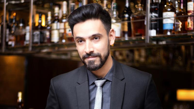 Himanshu Desai Becomes 1st Indian To Compete In Remy Martin Bartender Talent Academy photo