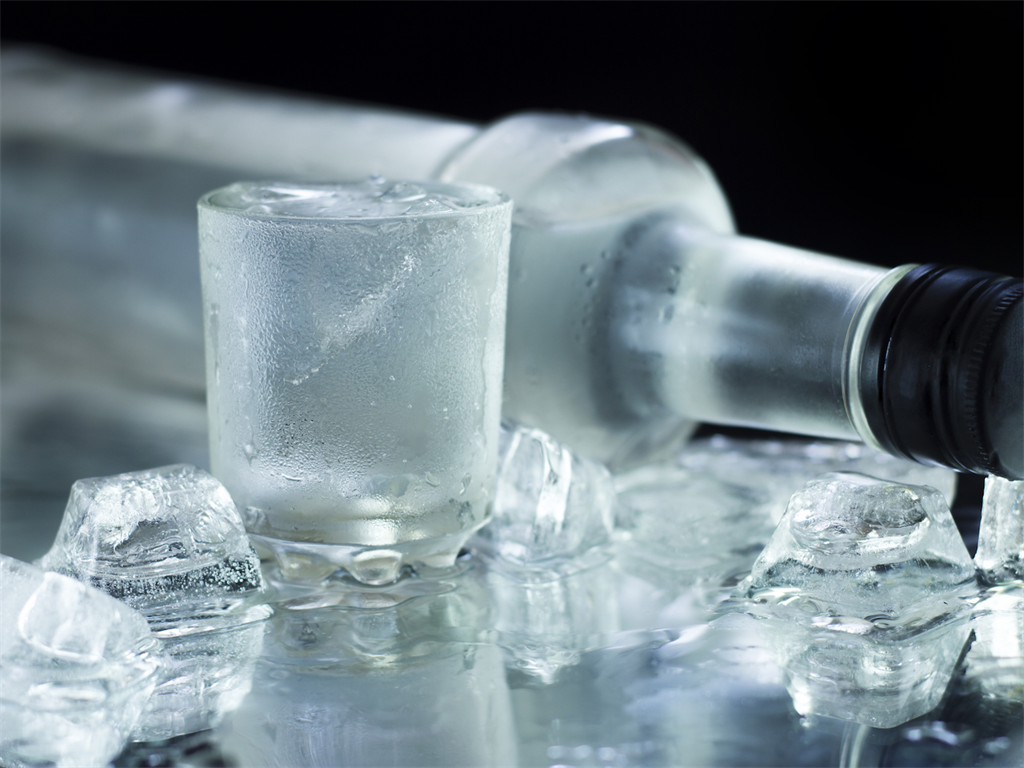 Here's Why You Should Never Put Vodka In The Freezer, According To The Creator Of Grey Goose photo