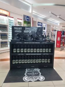 Kraken Partners With Dubai Duty Free In Spicy Halloween Activation photo