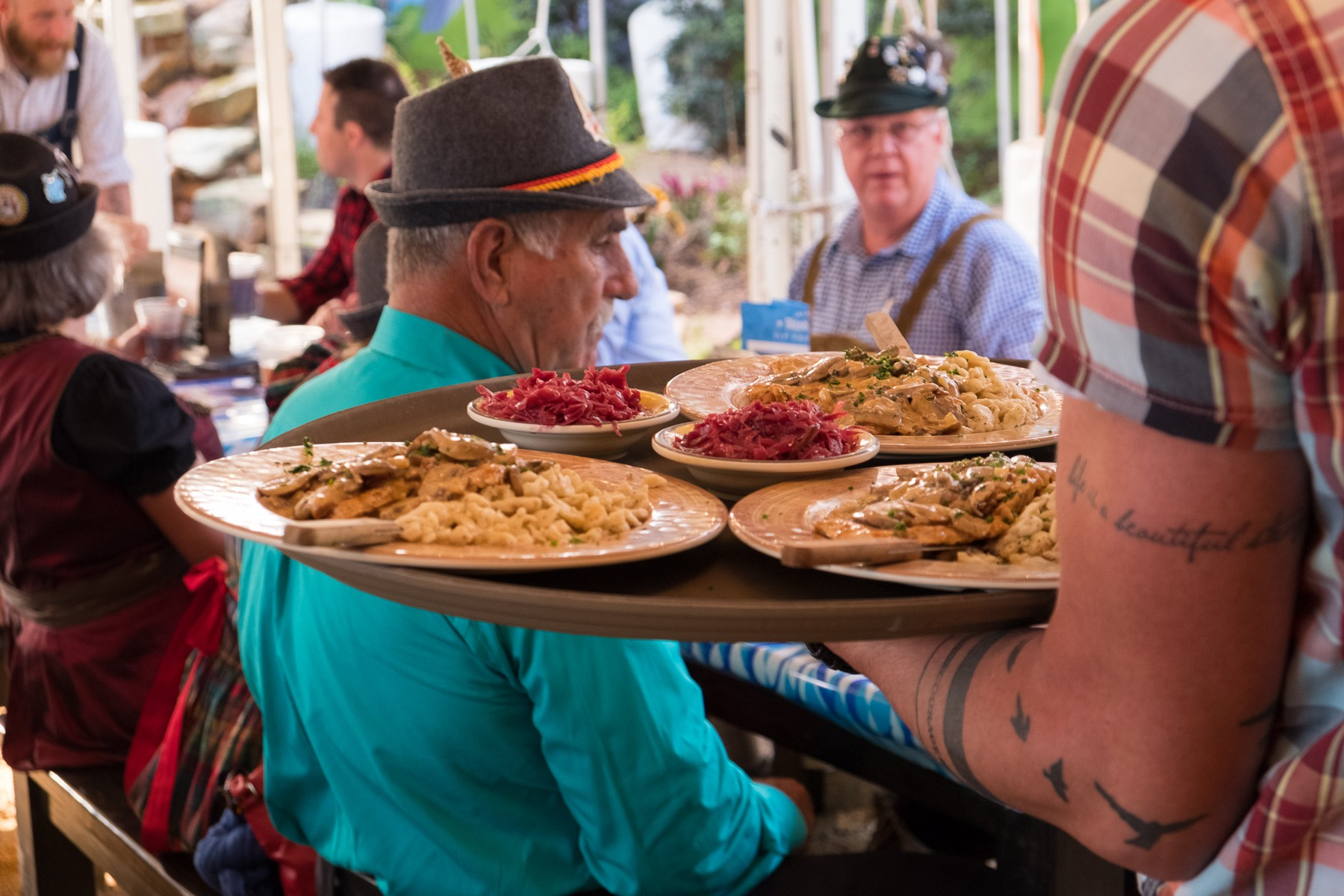 Houston's 5 Best Weekend Food Bets: Brats And Biers At King's Oktoberfest photo