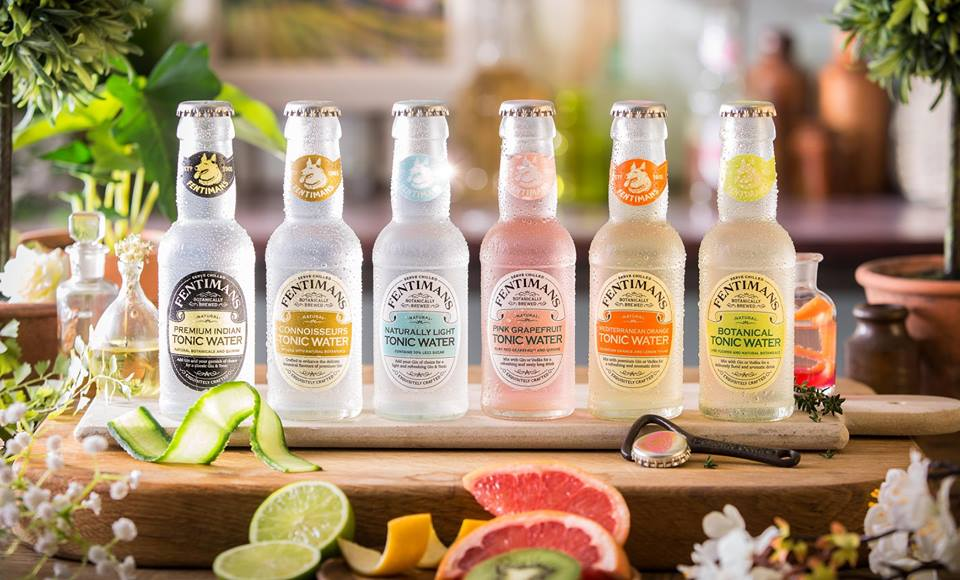 Sales Up By A Quarter At Fizzing Fentimans photo