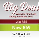 Big New Wine Deals from Warwick and Bosman Wineries at GetWine photo