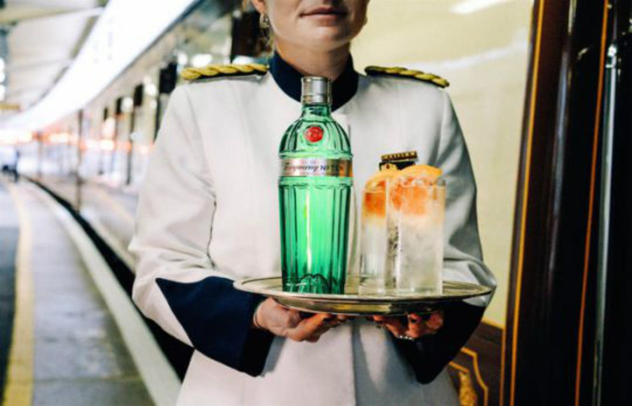 Tanqueray No. Ten To Stage Dining Experience On Train photo