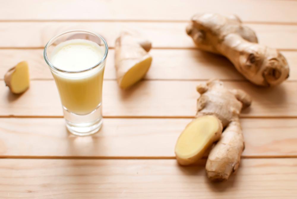 ginger shot Best Non Alcoholic Beverages to Order