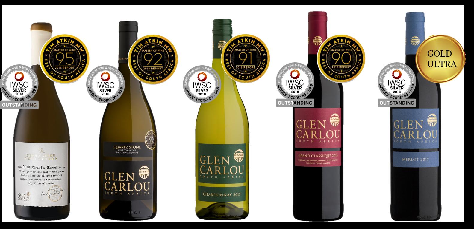Top scores for Glen Carlou favourites photo