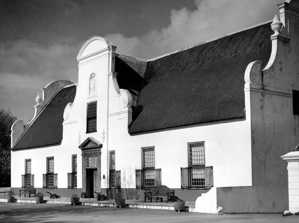 groot South African Wineries With Haunted Histories