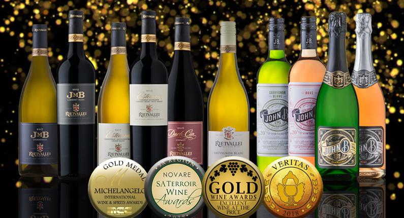 Rietvallei's Wine Awards Harvest photo