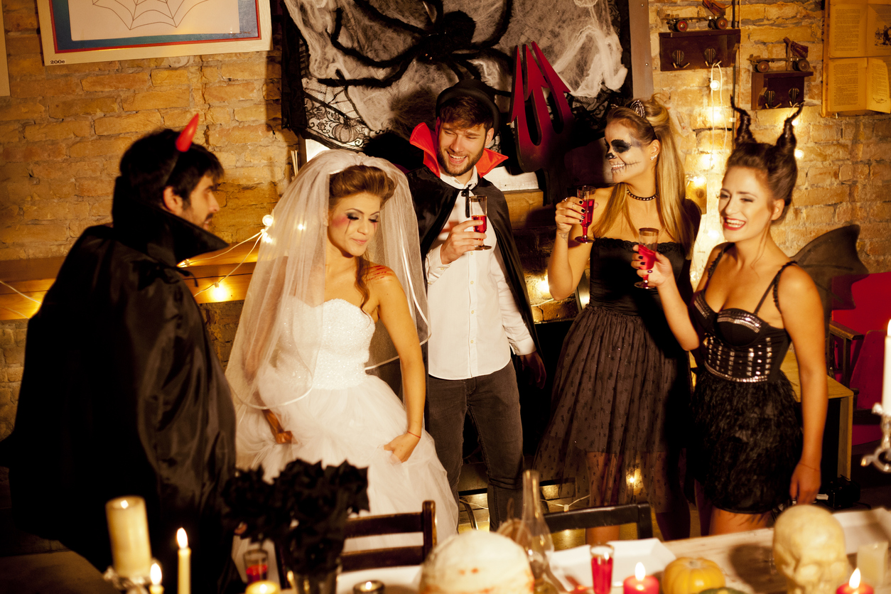 8 Creepy Halloween Cocktails To Make This Season photo