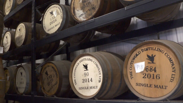 English Whisky? Distillers Hope To Rival Ireland And Scotland photo
