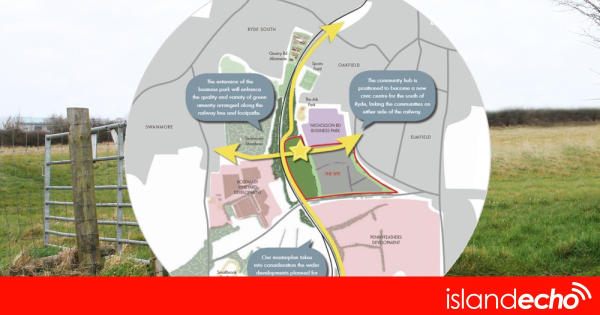 Community Hub Plans Including Gp Surgery And Shops For Ryde's Nicholson Road photo