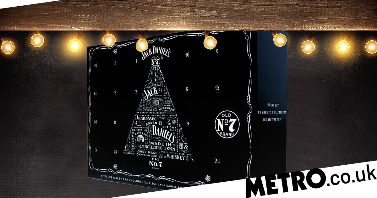 Asda Launches Jack Daniel's Advent Calendar Filled With 23 Bottles Of Whiskey photo