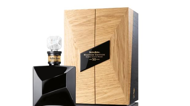 Johnnie Walker Releases Its First 50-year-old Whisky photo