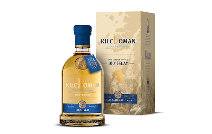 Kilchoman 100% Islay 8th Edition Introduces Sherry Cask Aging To Mix photo