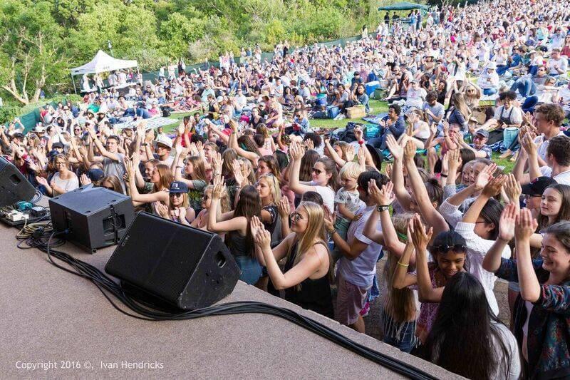 Kirstenbosch Summer Sunset Concerts 2018/2019 Set To Sizzle photo