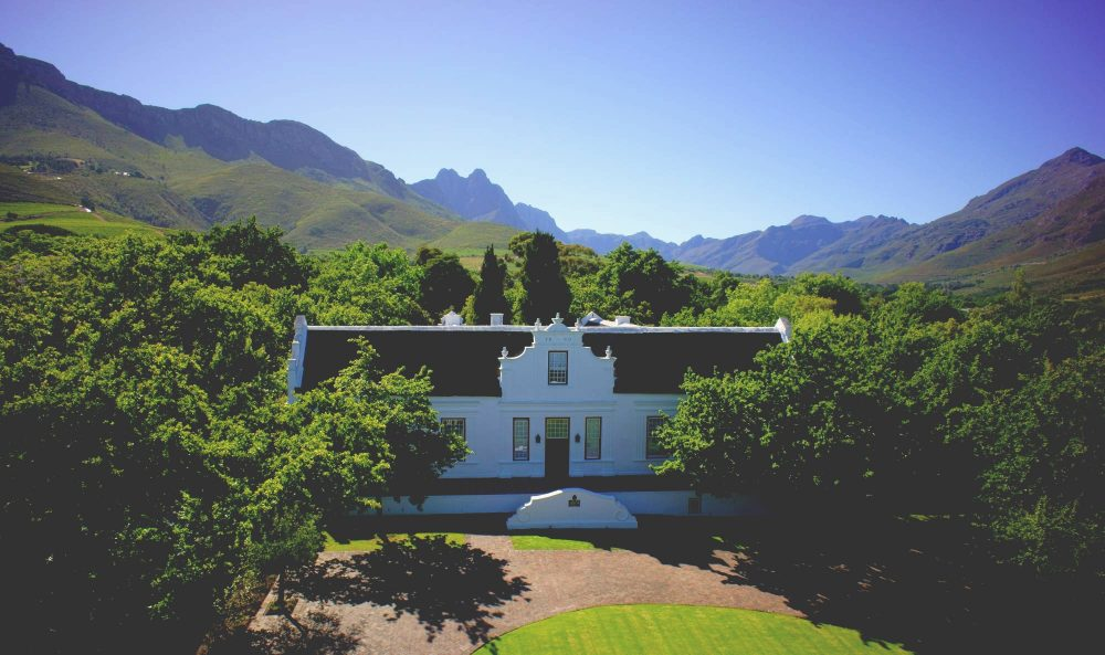 lanzerac e1540893208412 South African Wineries With Haunted Histories