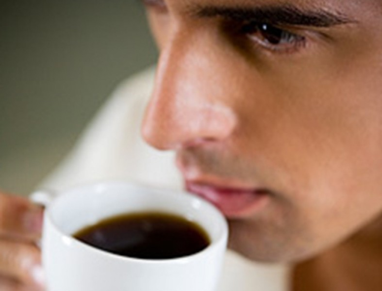 Men who drink two cups of coffee a day could double their chance of becoming a father, study suggests photo