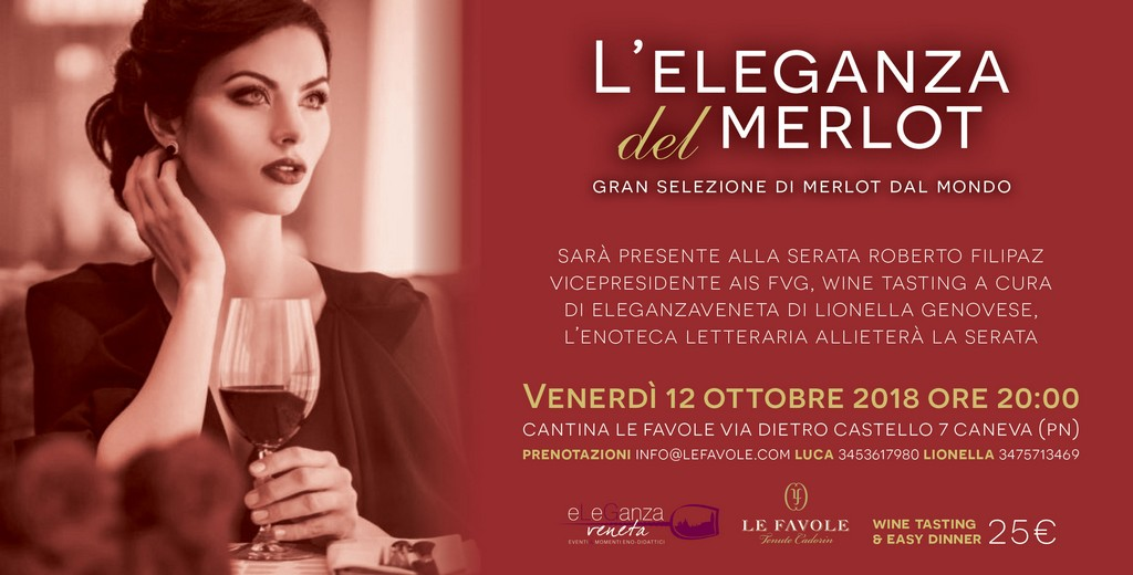 L'eleganza Del Merlot A Le Favole photo
