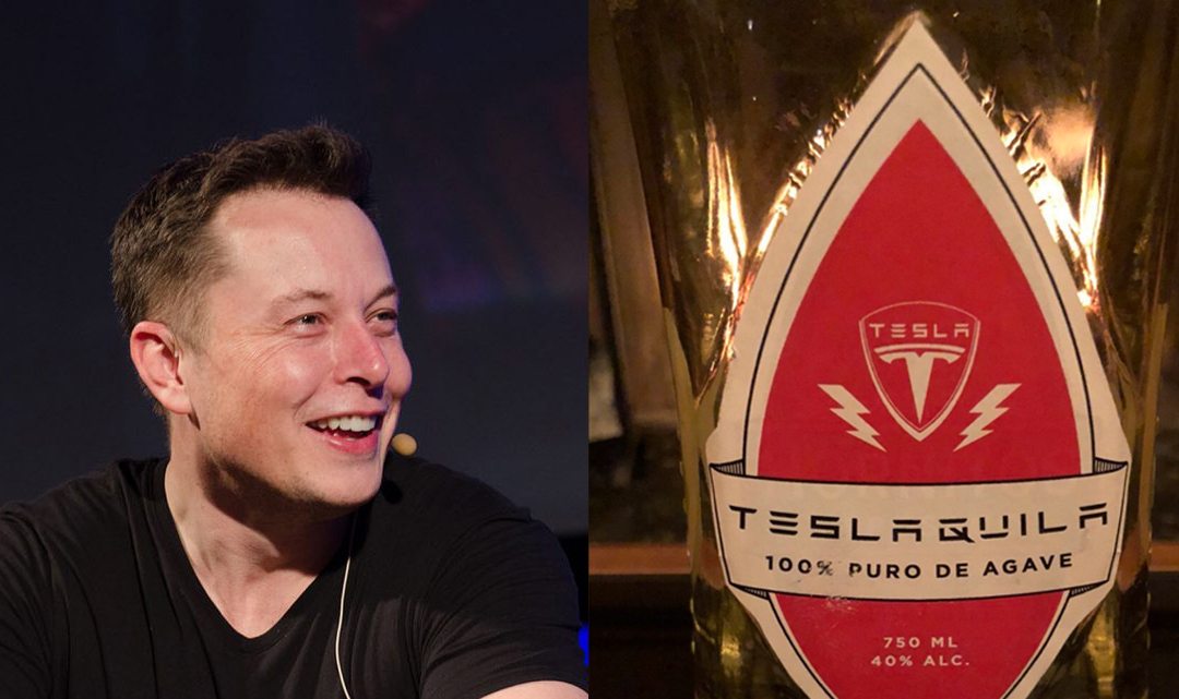 Elon Musk announces bid to produce Tesla-branded Tequila photo