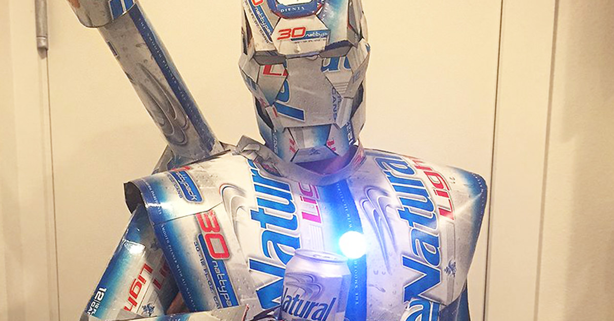 Get Lit With These Diy Natty Light Halloween Costumes photo