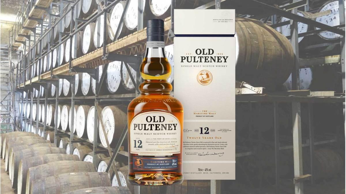 Whisky Des Monats Oktober 2018: Old Pulteney 12yo photo