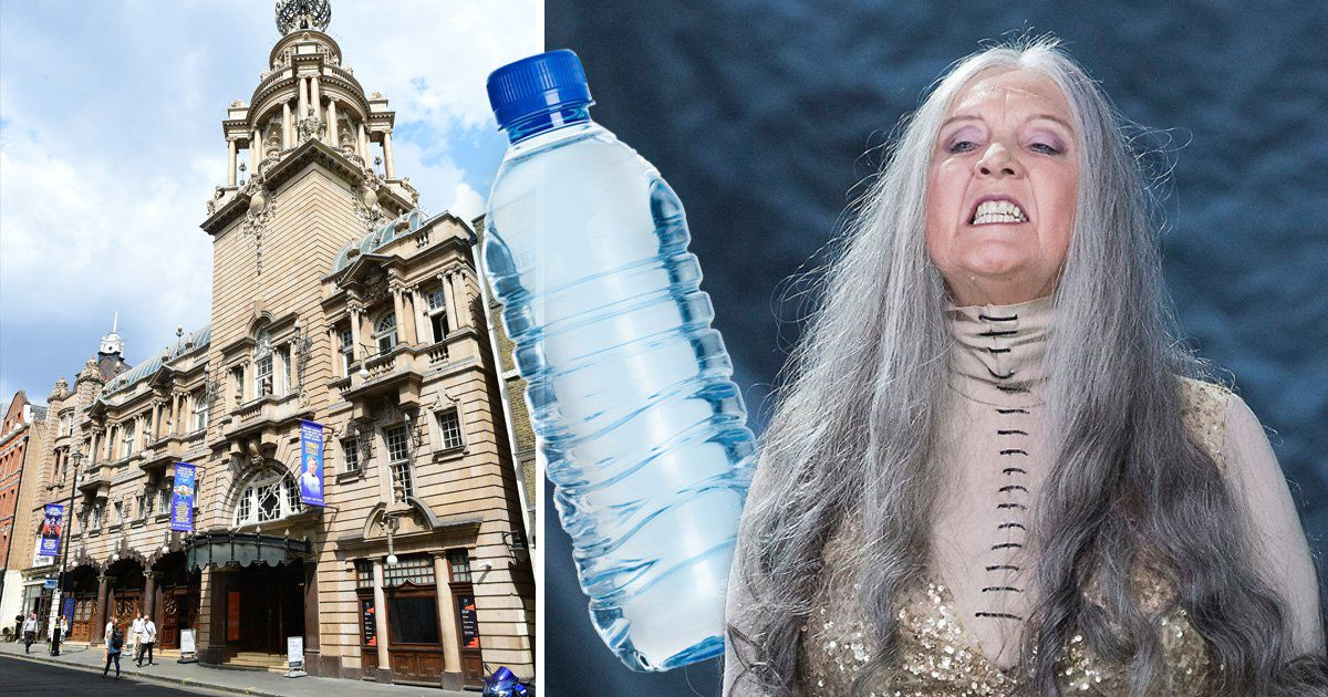 English National Opera bans bottled water after audience members smuggle vodka in photo