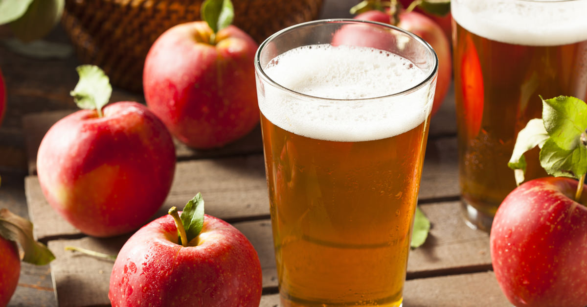 How To Brew Cider Using Supermarket Fruit Juice photo