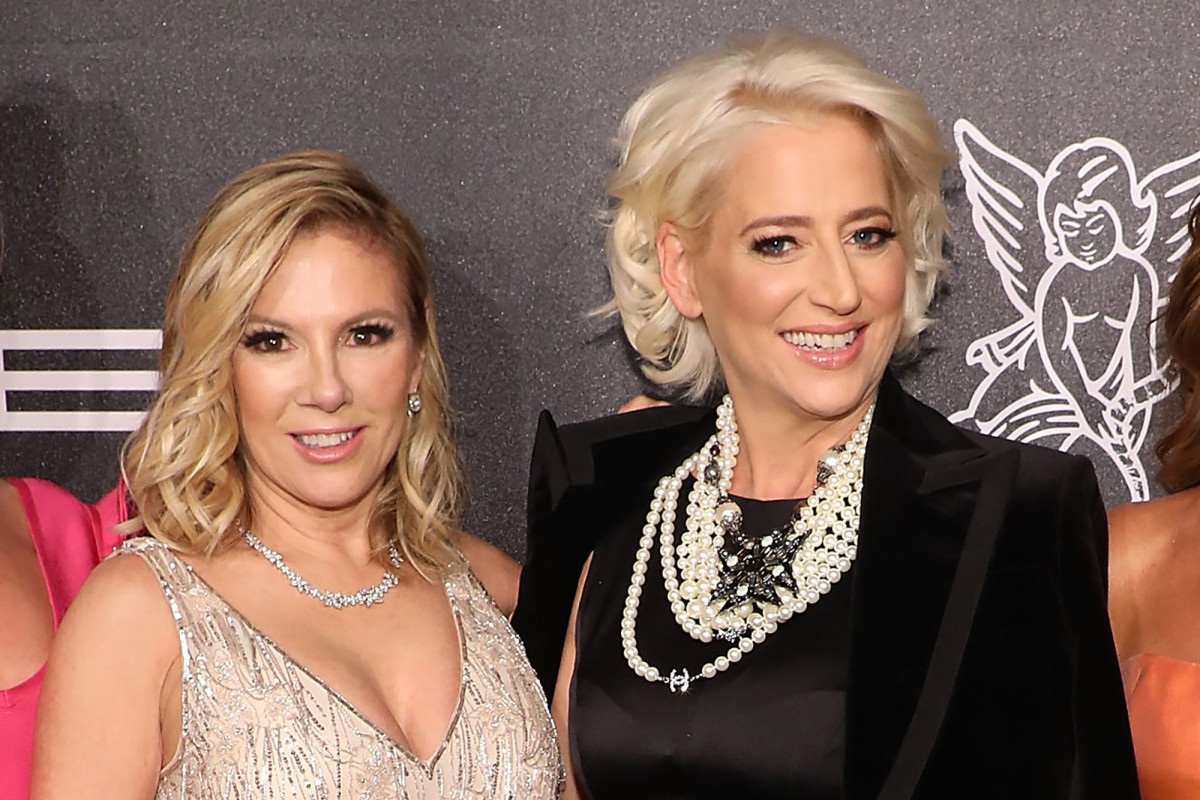 'housewives' Stars Feud Over Gala Seating photo