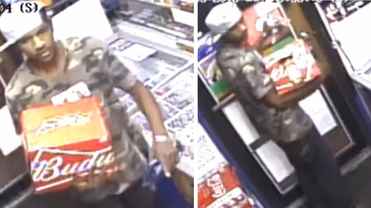Sapd: Man Wanted After Stealing Pack Of Budweiser From East Side Store photo