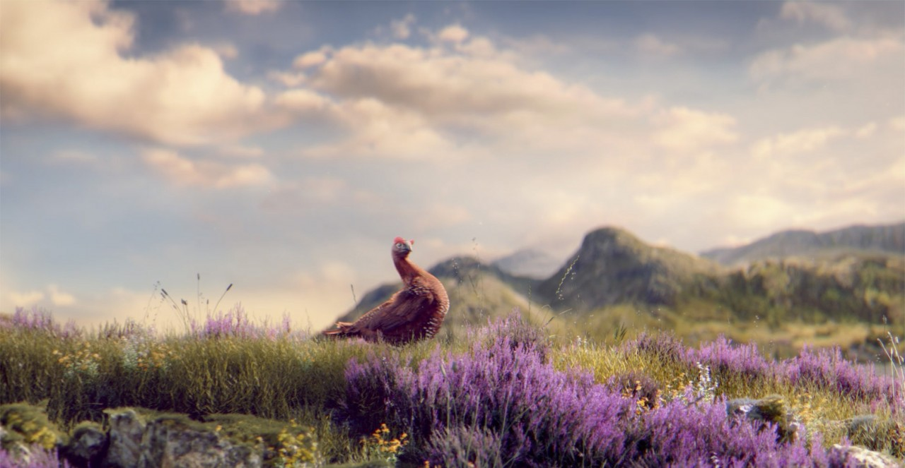 The Famous Grouse Is Back In The Game As It Launches Its Global Festive Campaign photo