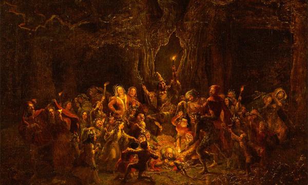 samhain How Offal And Alcohol Gave Us Halloween