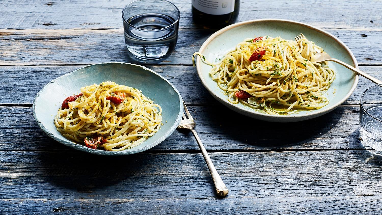 Spaghetti Alla Bottarga photo