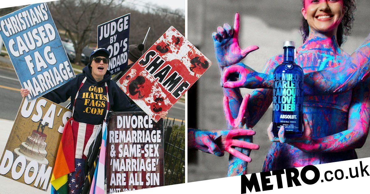 Westboro Baptist Church Takes On Absolut Vodka And It Doesn't Go Well photo