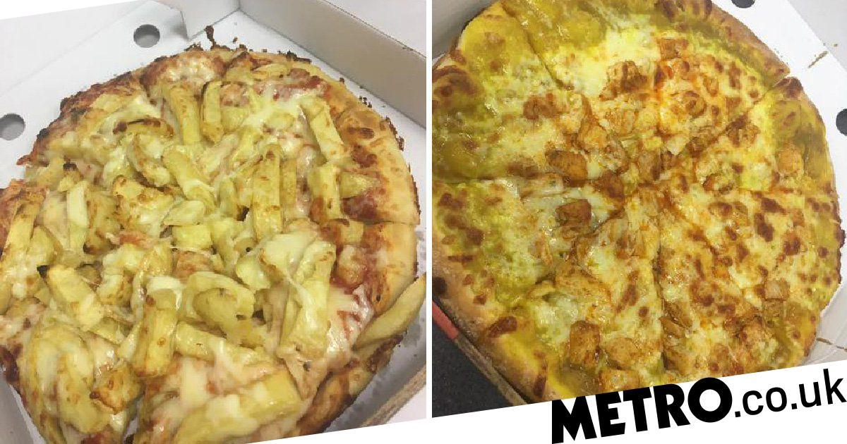 Cheesy Chips Pizza Is A Favourite With Customers photo