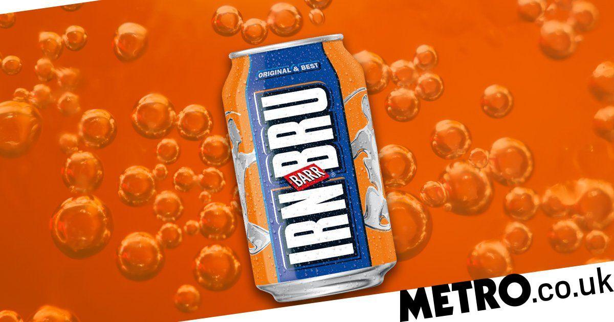 Man Has An Ingenious Solution To Beat The Irn Bru Sugar Tax Problem photo